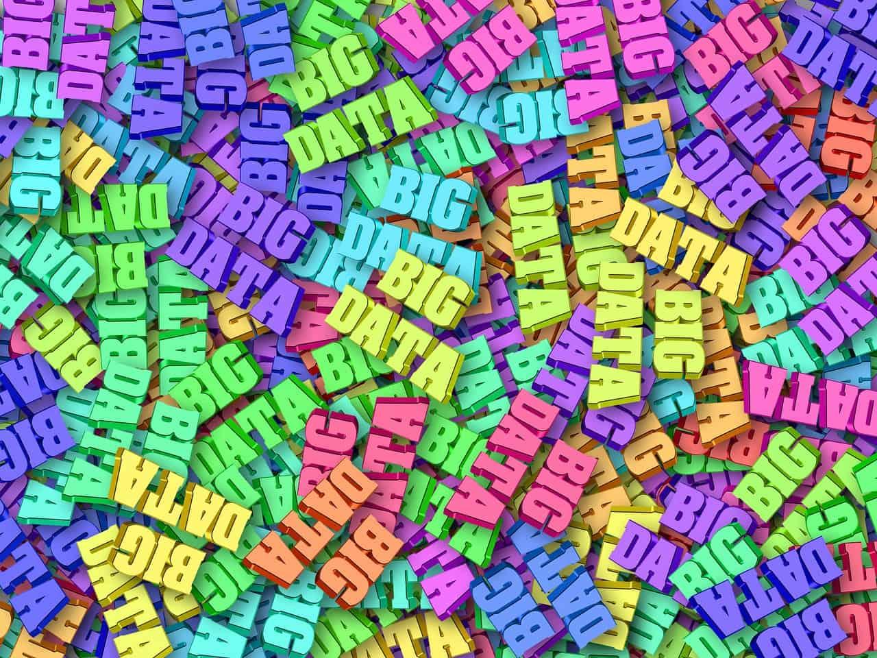Liczba danych udostępnianych w internecie rośnie w szybkim tempie.