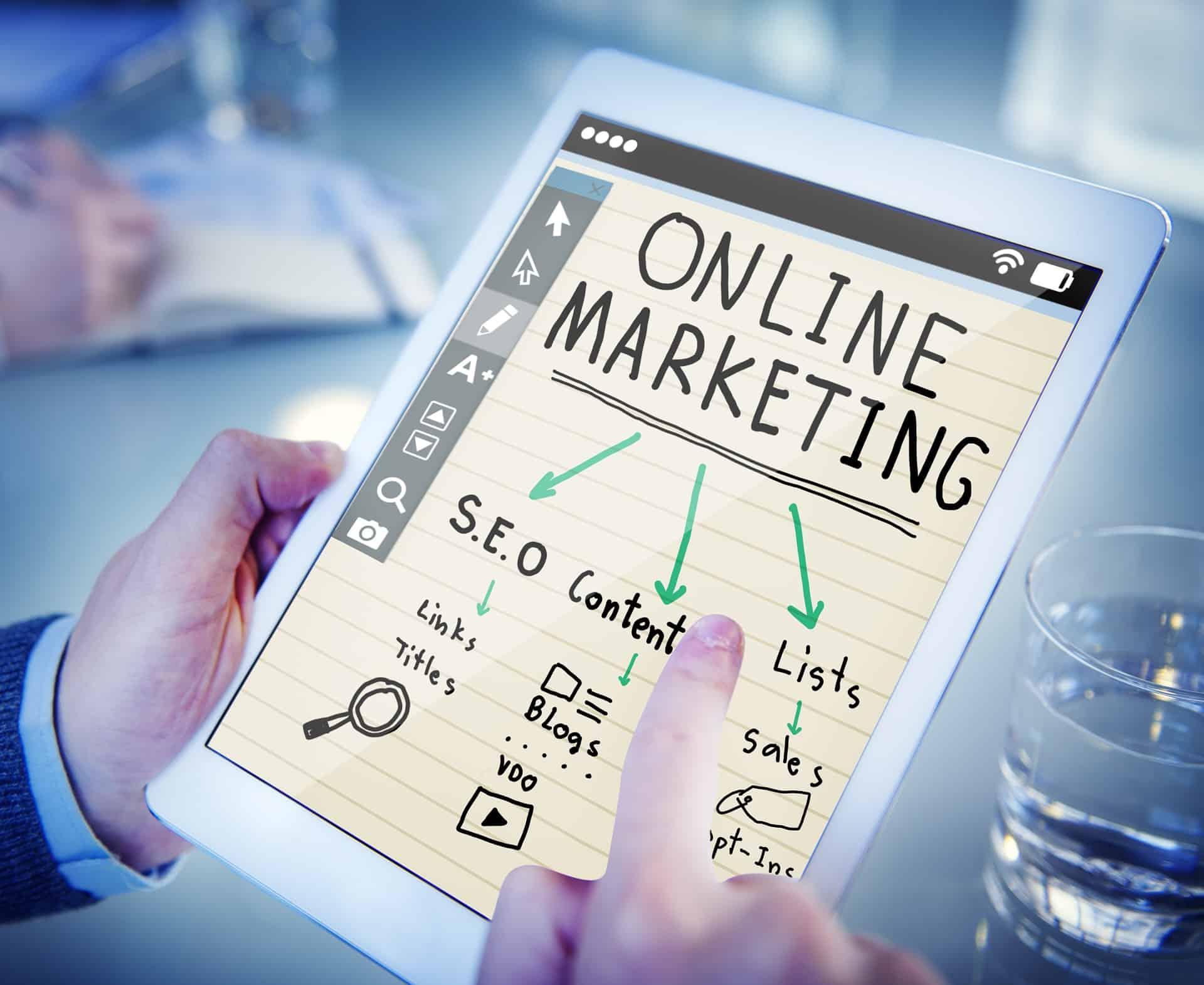 wizerunek firmy w sieci