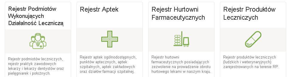 Rejestry Medyczne