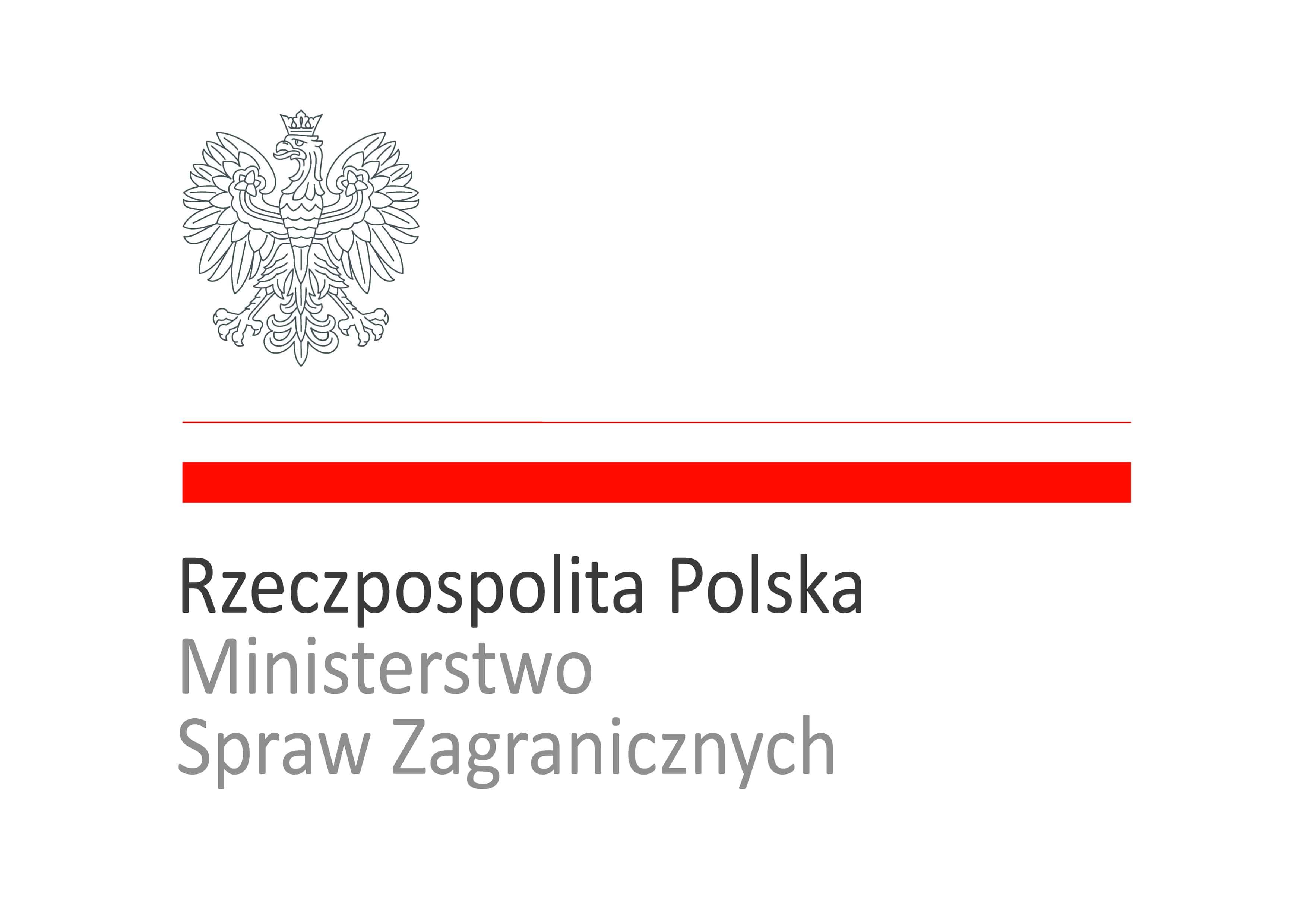 Ministerstwo Spraw Zagranicznych logotyp