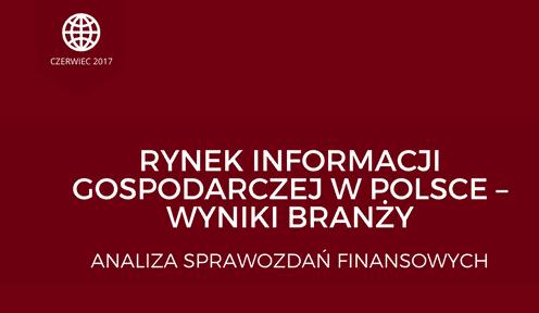 rynek informacji gospodarczej