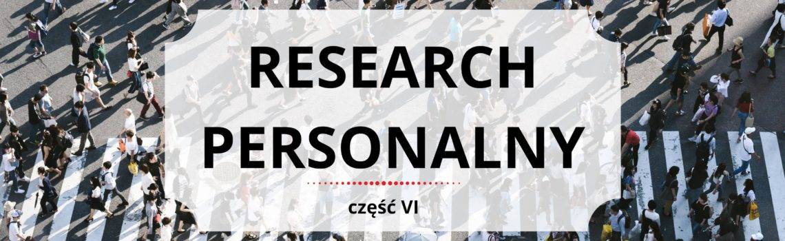 research personalny
