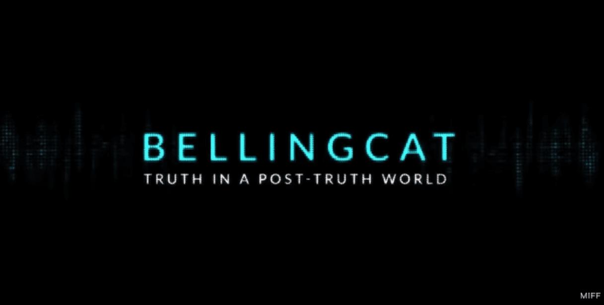 """Screenshot z zapowiedzi filmu """"Bellingcat"""" dostępne w serwisie Youtube.com"""