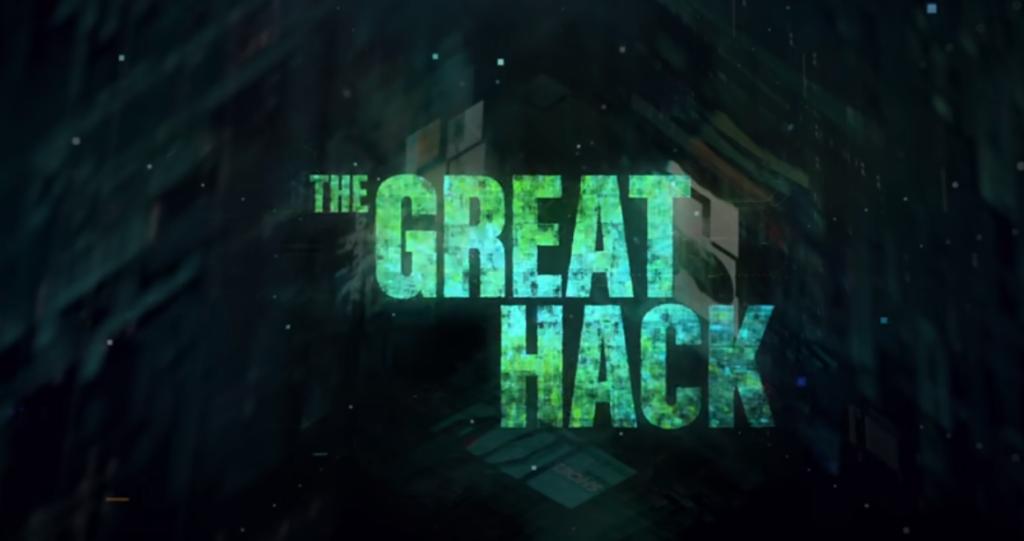 """Screenshot z zapowiedzi filmu """"Hakowanie świata"""" dostępne w serwisie Youtube.com"""
